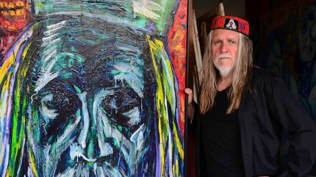 An artist like no other: in conversation with renegade war artist George Gittoes